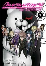 Danganronpa The Animation Volume 1 Manga GN Takashi Tsukimi New Mint