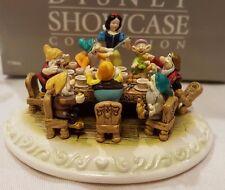 Disney Olszewski Miniatures ~ Time To Wash ~ Snow White & Seven Dwarfs ~ MIB