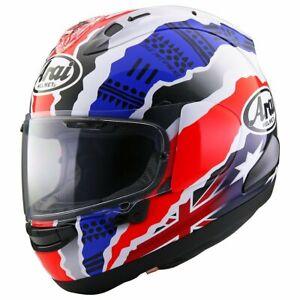 NEW Arai RX-7V Race Helmet - Mick Doohan Race Replica from Moto Heaven
