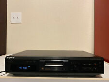 Sony Mds-Je330 Minidisc Stereo Player / Recorder Deck No Remote