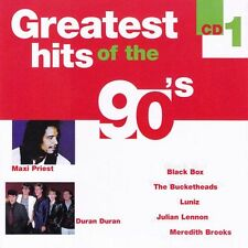 Greatest Hits Of The 90´s 1:DURAN DURAN,LUNIZ,BLACK BOX,MEREDITH BROOKS,MILK INC