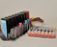 CIS CISS ink system for Canon Pro 9000 Mark II printer  cli-8 cartridge