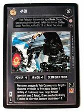 Star Wars CCG P-59 | Coruscant | NM/MINT + BONUS Card