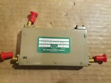 EMCO Engelmann Microwave CL2520 RF Directional Coupler 250-500MHz SMA(f) #214