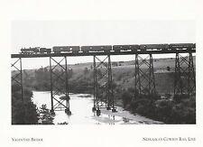 "*Nebraska Postcard-""The Valentine Bridge"" (A324)"