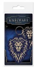 Warcraft porte-clés caoutchouc The Alliance 6 cm keychain 85310