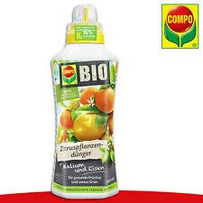 COMPO 0,5 L Bio Zitruspflanzendünger Potassium Fer Citron Vert Orange Arbre