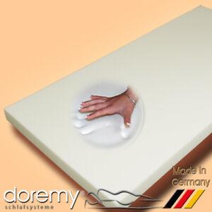 Medi-soft RG85 Gelschaum für Topper Matratzenauflage Gelauflage und Matratzen