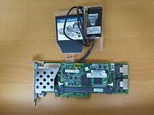 HP 462919-001 Smart Array P410 512MB SAS Controller Low Profile w/ Battery