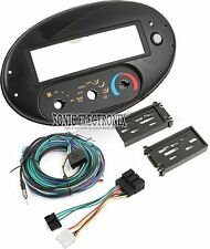Scosche FD134030B Integrated Control Panel for 1996-99 Ford Taurus/Mercury Sable