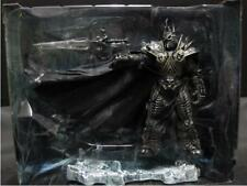World of Warcraft WOW Deluxe Collector Figure: The Lich King: Arthas Menethil