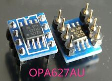 Dual to Mono Op amp module OPA627AU replace NE5532 Philippines Made EW