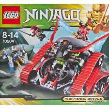LEGO Ninjago Garmatron (70504) NIB New Sealed Retired Discontinued