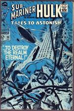 TALES TO ASTONISH 98 FF+ 1959 SER RARE HULK SUB MARINER