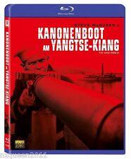 Kanonenboot am Yangtse-Kiang [Blu-ray] Steve McQueen  * NEU & OVP *