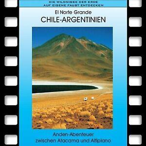 Bolivien Chile Argentinien - Reise-DVD für Entdecker 2019 Südamerika Highlights