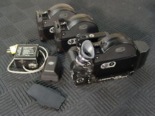Arri Arriflex 16SR2 II, Super 16mm camera, 3 magazines, batteries