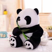 PANDA Bear Stuffed Animal Plush Soft Toys Standing Kids baby Doll  7'' Doll Gift