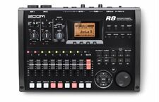 ZOOM R8 Multi Track Recorder / Audio Interface NEW FREE EMS