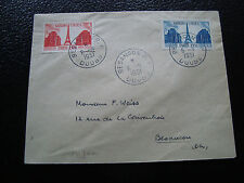 FRANCE - enveloppe 1er jour 6/11/1951 (nations unies) (cy50) french