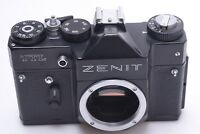 ✅ ZENIT TTL BLACK SLR 35MM CAMERA M42 SCREW MOUNT BODY