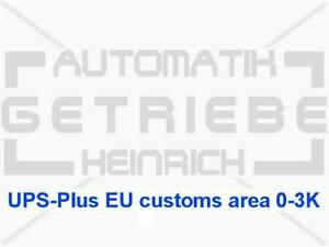 UPS extra amount for EU customs area 0-3Kg
