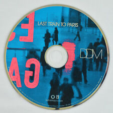 Last Train to Paris [Clean] by Diddy (CD, Dec-2010, Interscope (USA)) DISC ONLY