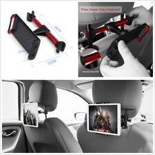 "4-11""Extendable Car Back Seat Phone Tablet Holder Rotatable Car Headrest Bracket"