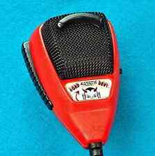 Noise Canceling POWER Mic CB / Ham Radio 4 pin Astatic RD104E-4B Road Devil (302