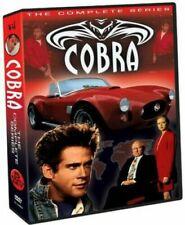 Cobra Complete Series (5pc) 0773848549436 DVD Region 1