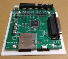 Amiga A590 A2091 SCSI2SD Mount