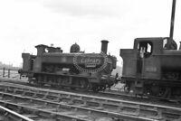 PHOTO BR British Railways Steam Locomotive Class 2181 2186 at Croes Newydd