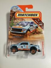MATCHBOX GULF '10 FORD F-150 SVT RAPTOR **SUPER DEAL***