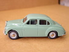 LANSDOWNE MODELS 1/43 1:43 SCALE LDM3A 1956 MG MAGNETTE Z SERIES IN ISLAND GREEN
