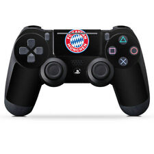 Sony Playstation 4 ps4 Slim contrôleur Film Autocollant FCB Logo Noir