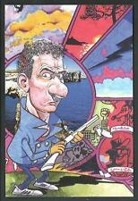 Andrea Pazienza : cartolina riproducente copertina di Alter Alter del 1980