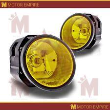 For 2002-2004 Nissan Xterra Fog Light Lamp Yellow Lens Wiring Kit Included