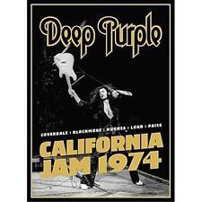 DEEP PURPLE CALIFORNIA JAM 1974 DVD ALL REGIONS NTSC NEW