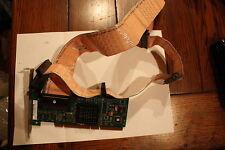 LSI Logic lsi20320-hp u320 controlleur SCSI 339051-001 332541-001 + Nappe