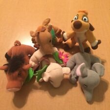 5 Disney Mattel Lion King Finger Puppets
