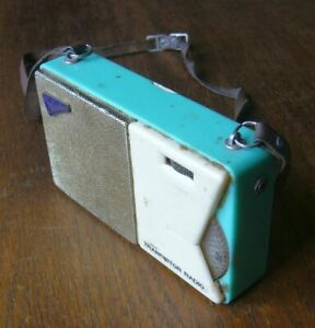 Taschenradio Sternchen Transistor Radio DDR 60er Jahre