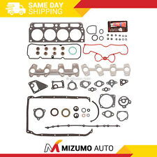 Full Gasket Set Fit 98-03 Chevrolet S10 Cavalier GMC Sonoma Pontiac Sunfire 2.2