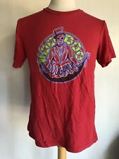 VOODOO DOUGHNUT Official Portland Oregon Donut Shop T-Shirt Size Medium