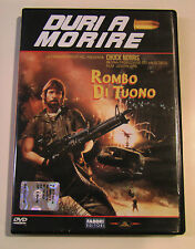 DVD - Rombo di tuono. Missing in Action (1984) ECCELLENTE!! Chuck Norris