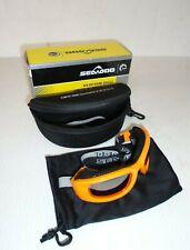 Sea-Doo Watercraft Jet Ski PWC Riding Goggles Glasses 4474620012 Orange NEW