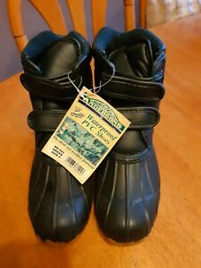 Andersons Green Mucker Type Boots Size 5