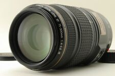 [Mint in Box] Canon EF 75-300mm F4-5.6 IS USM w/Box Case From Japan #1269879