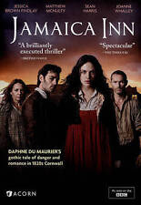 JAMAICA INN - DVD 2014 BBC TV MINI-SERIES, Widescreen