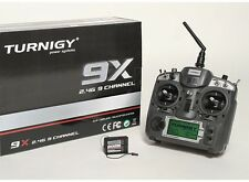 Turnigy 9X 9CH Transmitter Module Receiver Mode 2 V2 Firmware / RC Quadcopter