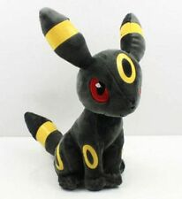 "FD3466 New 7.5"" UMBREON Pokemon Rare Soft Plush Toy Doll Free Ship Cute Gift"